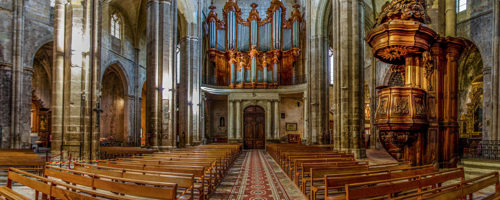 saint maximin basilica a site not to be missed during your holiday in green provence. Black Bedroom Furniture Sets. Home Design Ideas